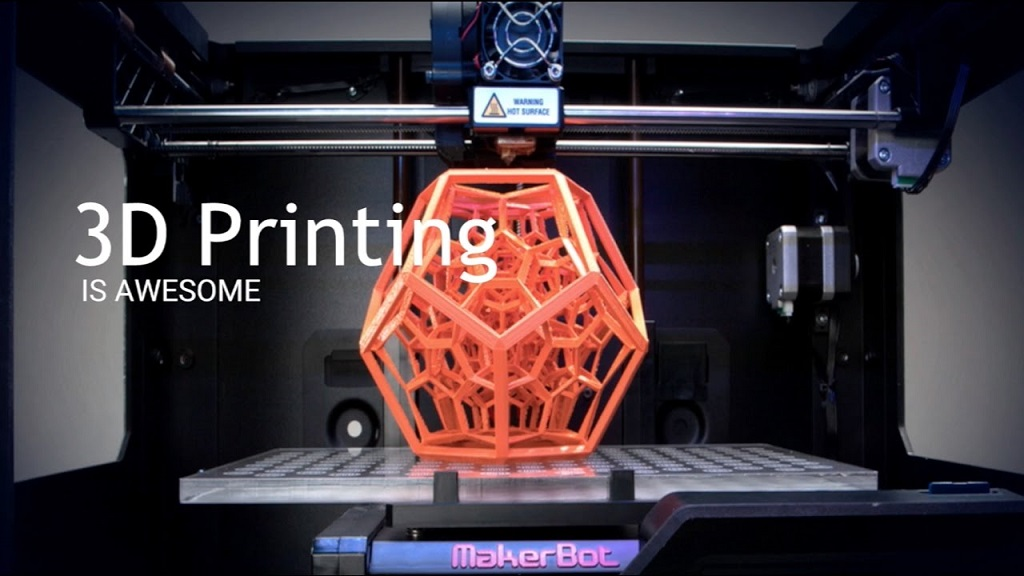 about 3D printers