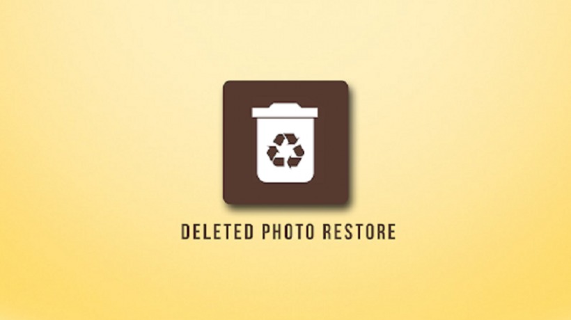 How to recover deleted photos from the gallery?
