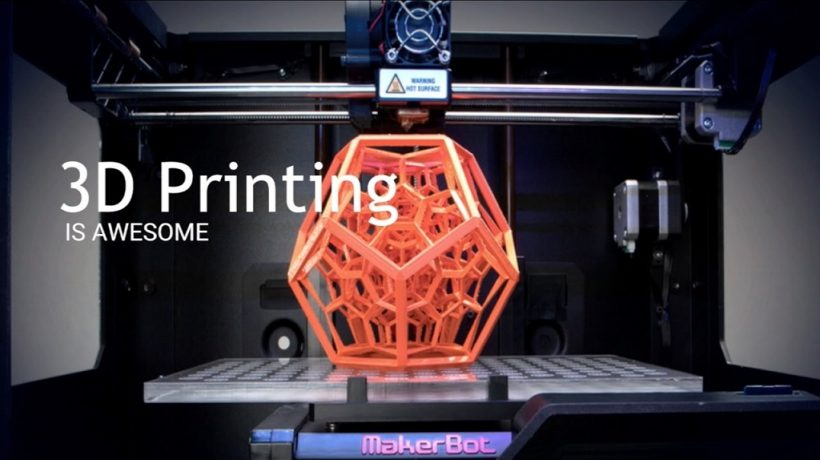 5 things you didn't know about 3D printers
